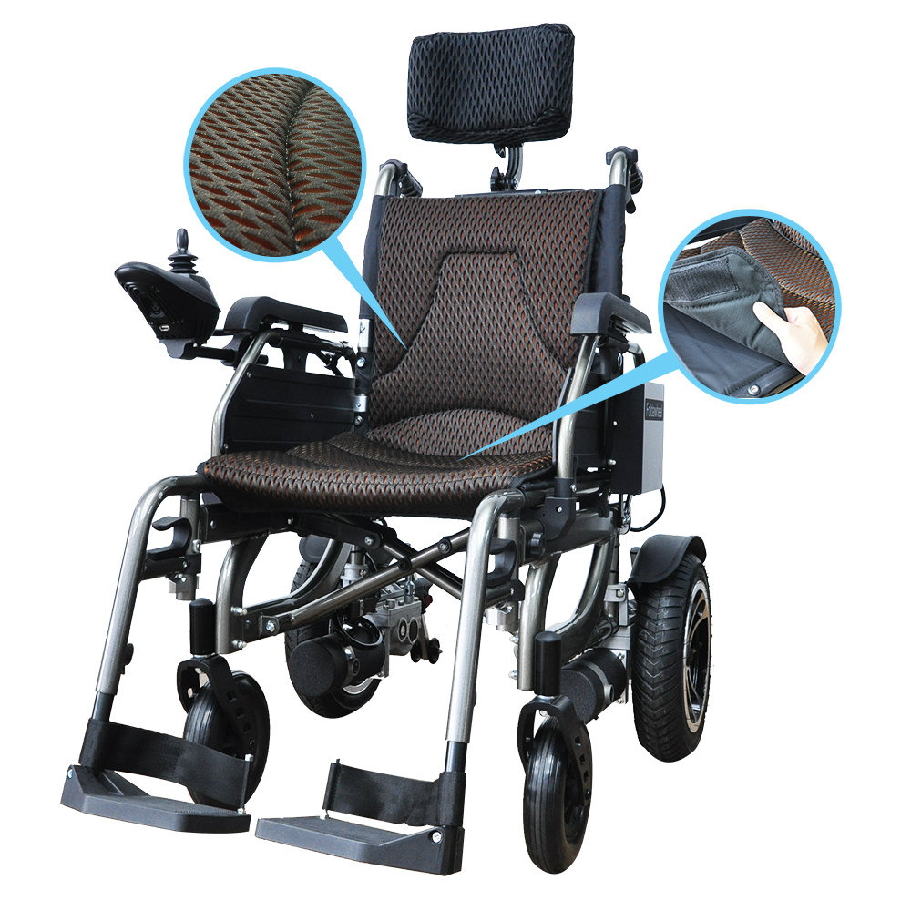 Top Quality Foldable Power Chairs, Standing Wheelchairs Supplier