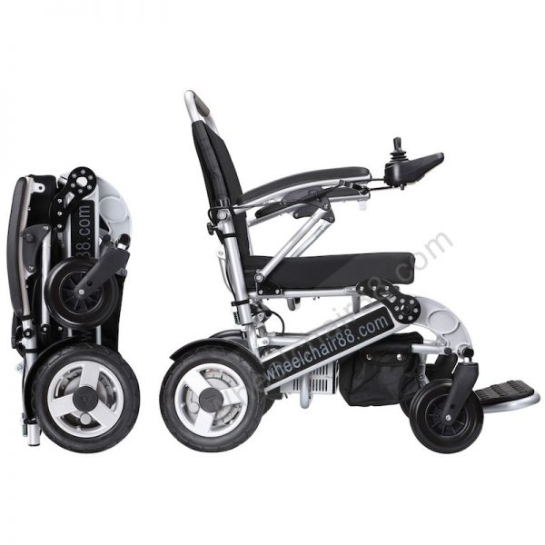 Lightweight Power Wheelchair Foldawheel Pw 1000xl