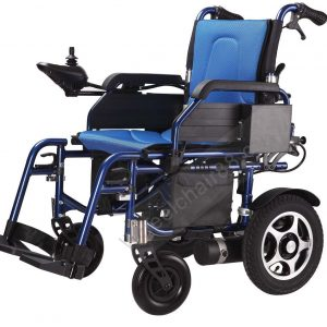 Foldawheel-PW-777PL-Economy-Power-Wheelchair-Main