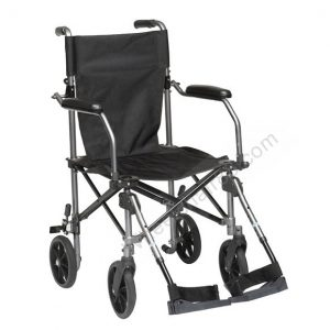 MW-90UL-Foldable-Travel-Wheelchair-Main