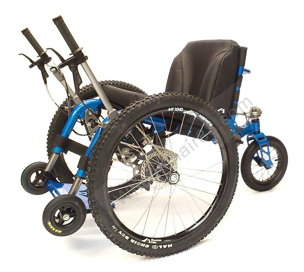 Mountain trike all terrain trike wheelchair88 ltd for All terrain motorized wheelchairs