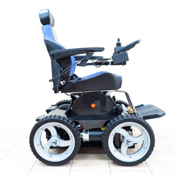 Pw 4x4 stair climbing wheelchair all terrain 4 wheel for All terrain motorized wheelchairs