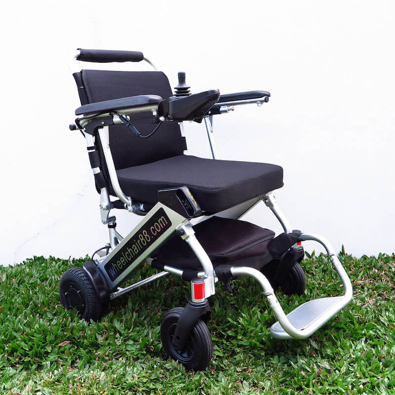 Lightest Power Wheelchair Electric Motorized Foldable