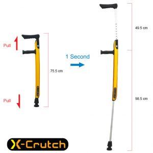 Xcrutch