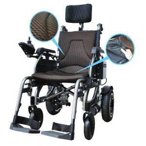 PW-4x4Q Stair Climbing Wheelchair - Wheelchair88 Ltd