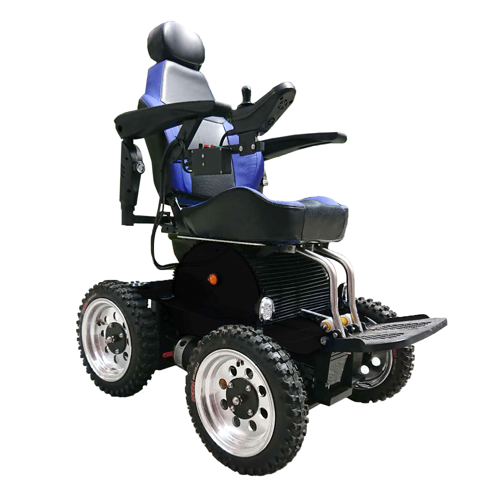 All Terrain Wheelchair