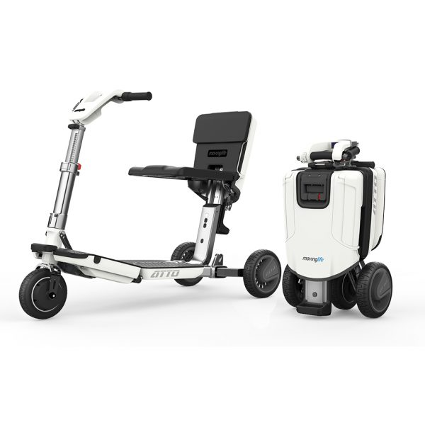 ATTO Foldable Mobility Scooter