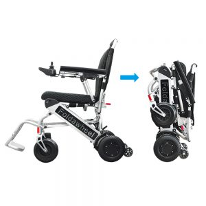 Lightest Electric Wheelchair